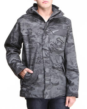 Under Armour - Coldgear Infrared Hacker Jacket (Waterproof & Breathable)