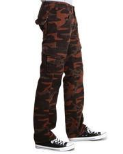 Men - Camo Cargo Pants