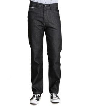 MO7 - Classic Straight fit raw denim Jeans