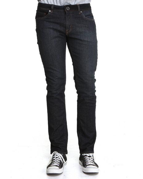 vorta slim straight fit denim jeans