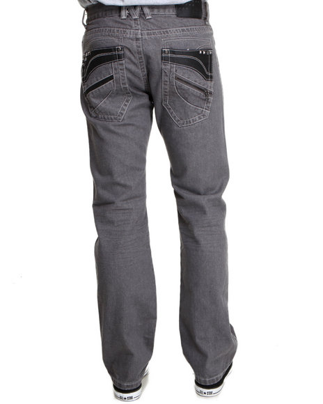 Jeans Multiple Pocket