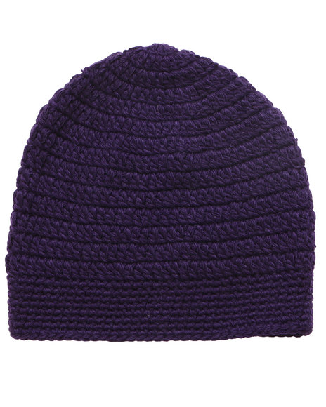 Drj Accessories Shoppe Women The Gloze Beanie Purple