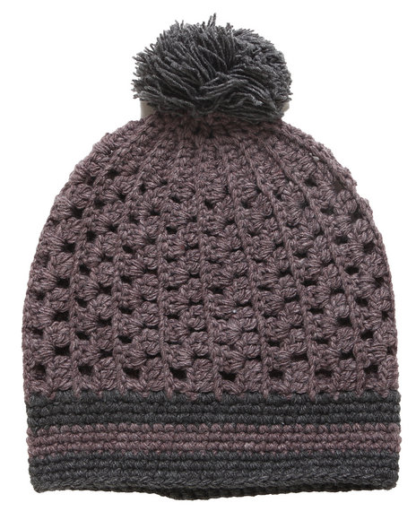 Drj Accessories Shoppe Women The Frothy Beanie Charcoal