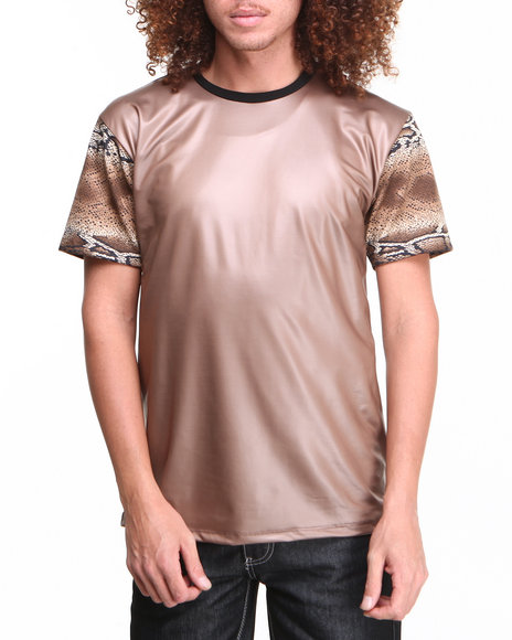 Buyers Picks - Pu Pieced Gilt Tee