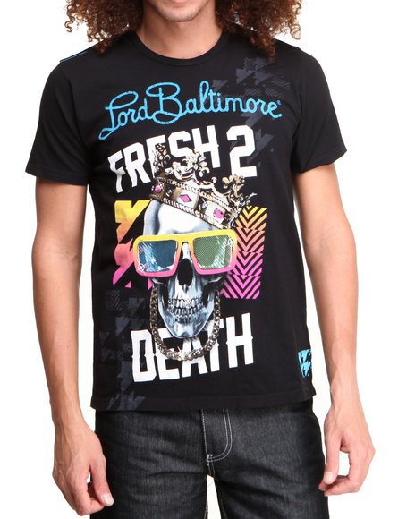Lord Baltimore - Fresh Death Premium Tee