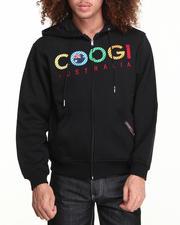 Hoodies - Coogi Australia Full Zip Hoodie