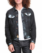 AKOO - Raider Denim Jacket