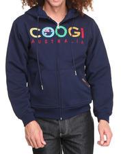 COOGI - Coogi Australia Full Zip Hoodie