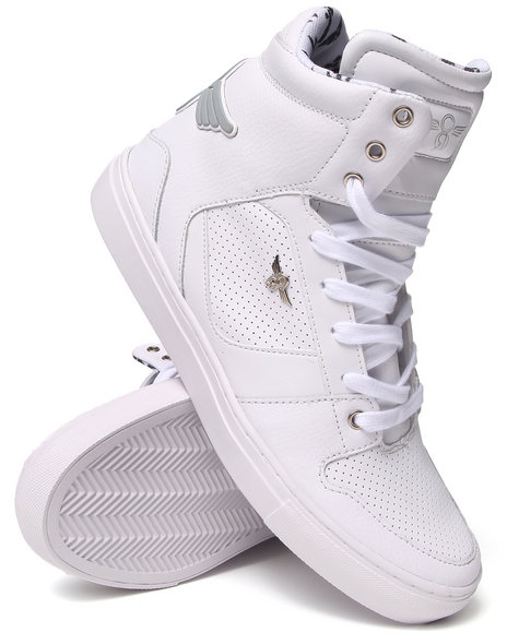 Creative Recreation Men Nostra Hightop Sneaker White 8.5