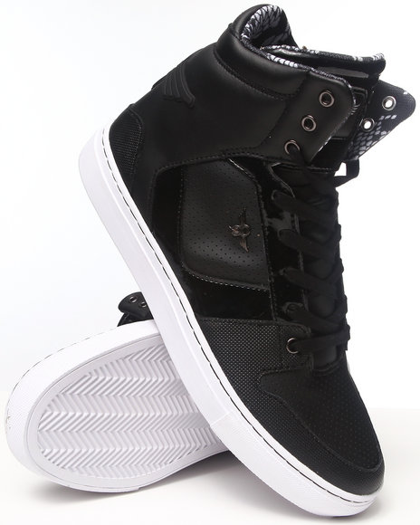 Creative Recreation - Men Black Nostra Hightop Sneaker