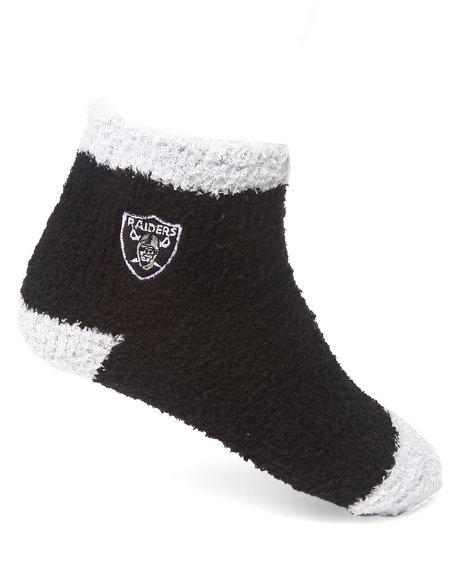 Nba Mlb Nfl Gear Oakland Raiders Comfy Black