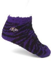 NBA MLB NFL Gear - Baltimore Ravens Comfy Socks