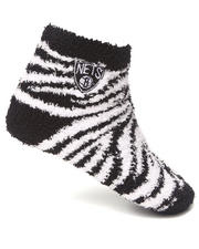 NBA MLB NFL Gear - Brooklyn Nets Comfy Socks