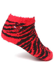 NBA MLB NFL Gear - Chicago Bulls Comfy Socks