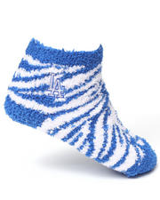 NBA MLB NFL Gear - Los Angeles Dodgers Comfy Socks