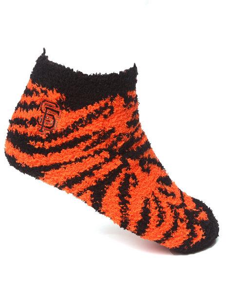 NBA MLB NFL Gear - San Francisco Giants Comfy Socks