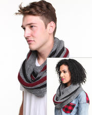 Gloves & Scarves - The Suspense Scarf - BMC