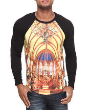 Buyers Picks - Cathedral Sublimation Raglan Tee