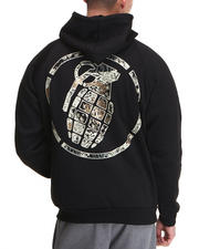 The Skate Shop - Battle Camo Hoodie