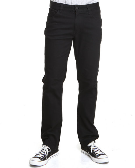 Brixton Black Reserve Twill Pants
