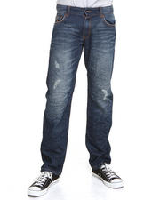 Jeans & Pants - Volume Straight Fit Jeans