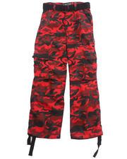 Pants - CAMO CARGO PANTS (8-20)