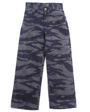 Bottoms - TIGER CAMO JEANS (8-20)
