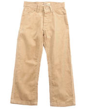 Pants - CORDUROY PANTS (4-7)