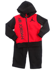 "Sizes 2T-4T - Toddler - 2 PC ""BRIGHT LIGHTS"" FLEECE SET (2T-4T)"