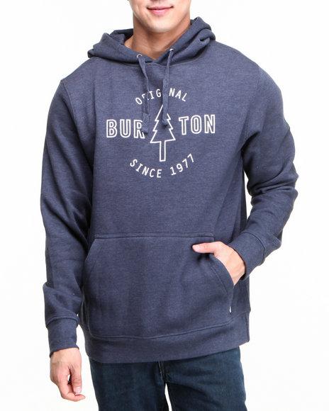 Burton - Men Multi Hemlock Recycled Pullover Hoodie