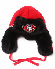 New Era - San Francisco 49ers Snowflake Trapper