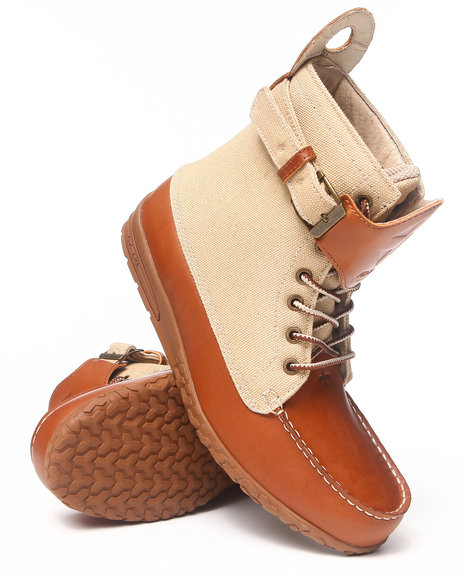 Psyberia - Men Brown,Tan Endura Boot