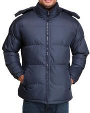 Basic Essentials - Heavy Padded Bubble Jacket