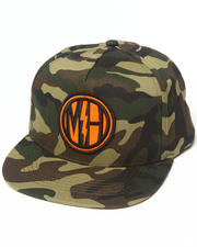 Men - Mellow Hype Camo Snapback
