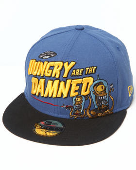 """New Era - Simpson's """"Hungry Are The Damned"""" 5950 fitted hat"""