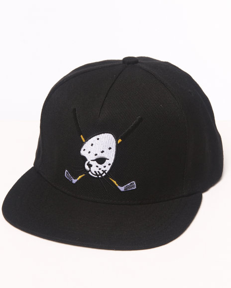 Odd Future Apparel Left Brain Snapback Black