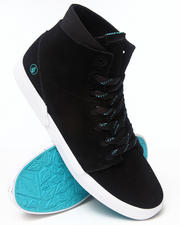 Men - Buzzard Blue Black/Suede Sneakers