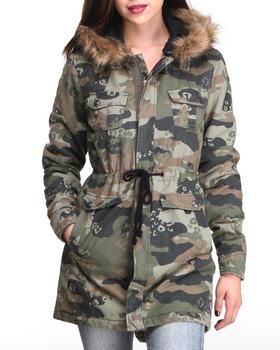Volcom - Trip Military Jacket