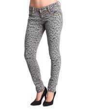 Dollhouse - Cheetah Print Skinny Jean