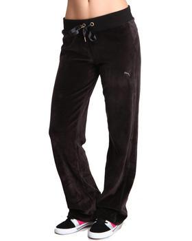 Puma - Velour Pants