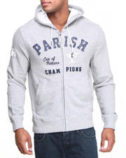 Cyber Monday Shop - Men - Parish Full Zip Hoodie