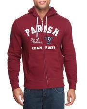 Hoodies - Parish Full Zip Hoodie