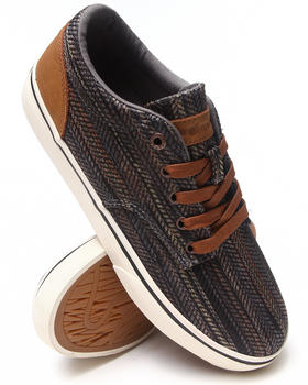 The Hundreds - Johnson Low Tribal Woven Sneakers