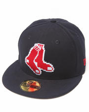 New Era - Boston Red Sox NE Pixel 5950 Fitted Hat