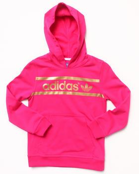 Adidas - Heritage Logo Hoodie