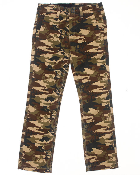 Volcom Boys Camo Faceted Pants (8-20)