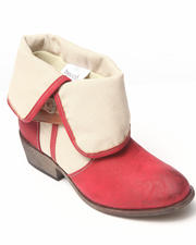 Women - Klaudia Fold Over Bootie