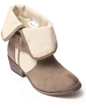 Fashion Lab - Klaudia Fold Over Bootie