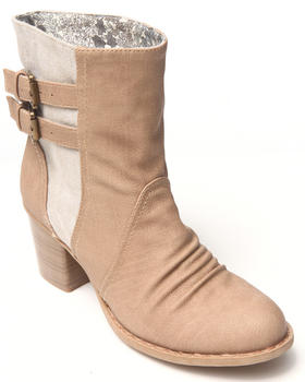 Fashion Lab - Kristina Ankle Buckle Boot