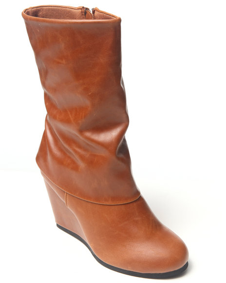 Fashion Lab - Noah Bootie w/Cover